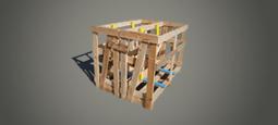 cajas y jaulas maderas orue