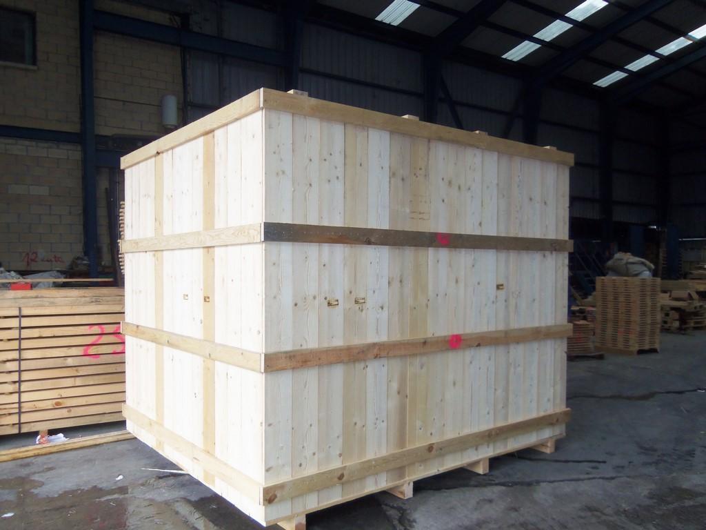 caja - maderas orue