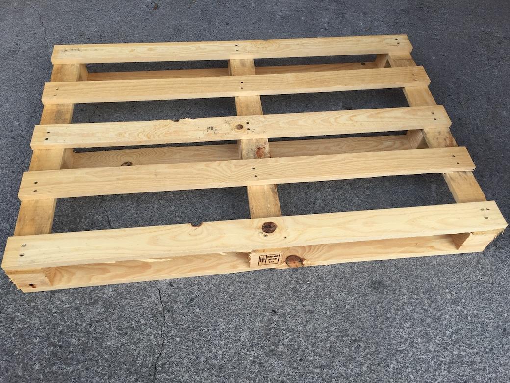 maderas orue palet standar