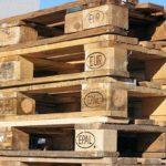 tipos palets de madera