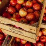 Palots de madera para fruta