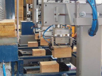 Madera sostenible para la fabricación de palets